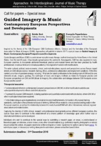Approaches_Call for papers_GIM